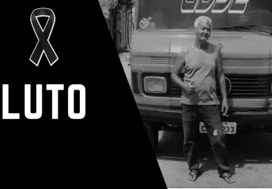LUTO   Lamentamos o falecimento de Carlos César de Oliveira. Nossos sentimentos!