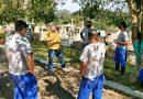 Na base | Sindicato visita Cemitério Municipal para ouvir reivindicações dos Servidores