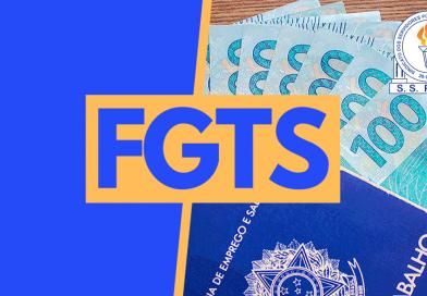 Ação do FGTS   Prazo de entrega da documentação termina no dia 10 de maio