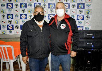 Itapecerica da Serra | Presidente Ted e Claudinho coordenam equipe de eleições da Federação